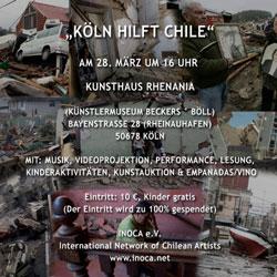 Köln hilft Chile
